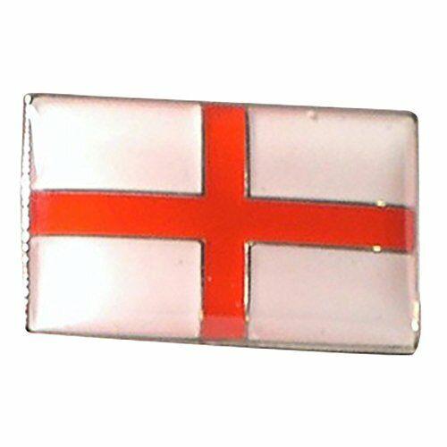 Englands St George Flag Metal Enamelled Pin Badge Lapel Badge XJKB3-12