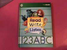 LeapFrog Tag Pen LeapReader book ? READ, WRITE AND LISTEN