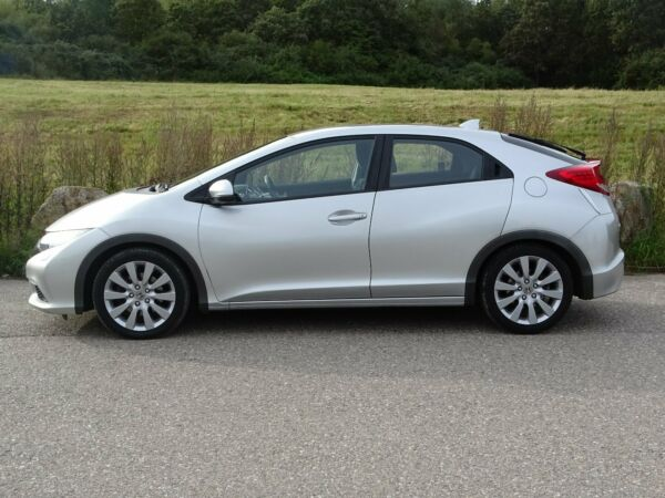 Honda Civic 1,6 i-DTEC Sport - billede 1