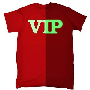 Image Is Loading Funny T Shirt VIP Glow In The Dark