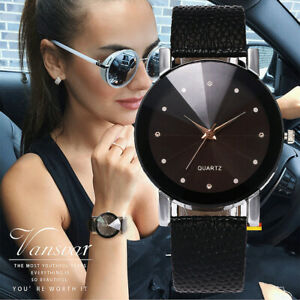 Women-039-s-Casual-Leather-Band-Diamond-Quartz-Watch-Simple-Analog-Wrist-Watches