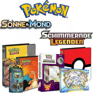 pokemon tin boxen karten sammelalbum kollektionen ordner und mehr 2018 neu ebay. Black Bedroom Furniture Sets. Home Design Ideas