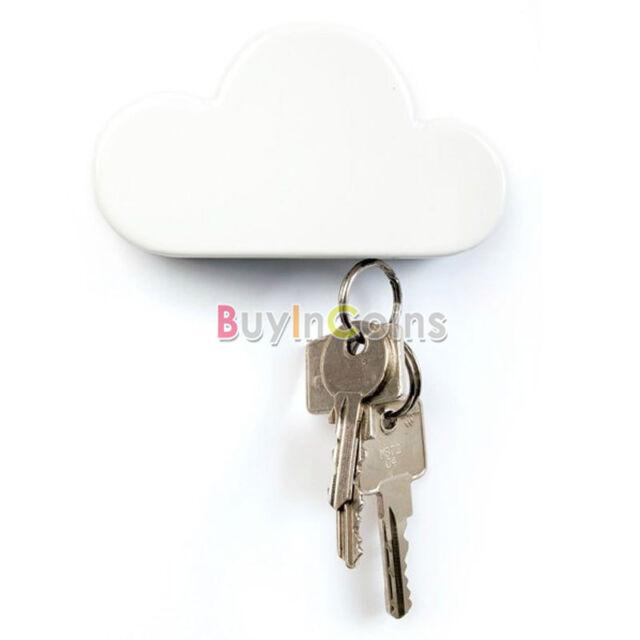 Cloud Shape Magnets Key Holder Suck Rack Magnetic Hanger Creative Creative SY UK