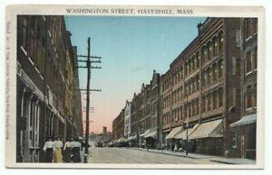 1910 Lynn, Massachusetts Postcard City Hall Square