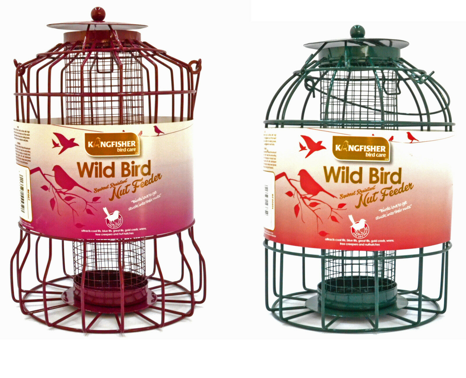 Squirrel Proof Bird Feeders Small Garden Birds Anti