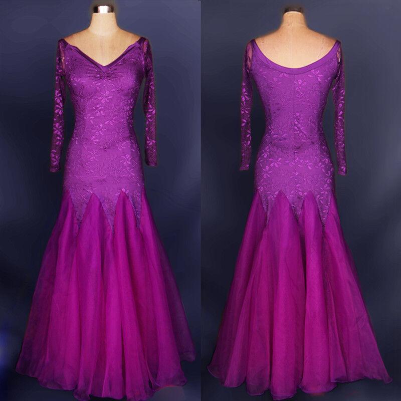 NEU Latino salsa Kleid TanzKleid Standard LatinaKleid Latein Turnierkleid FM088