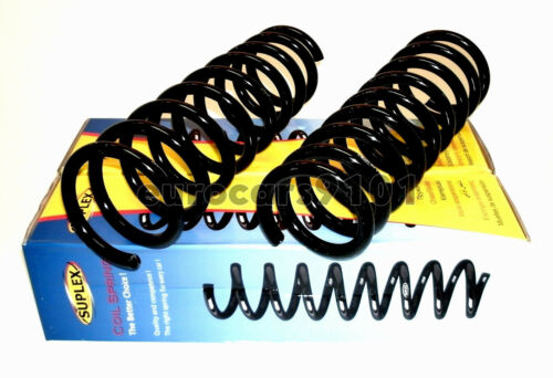 New Jaguar SUPLEX Front Coil Springs 13037 XR835296