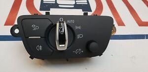 Audi-Q5-FY-Fahrlicht-Lichtschalter-Allwetterlicht-Chrom-light-switch-4M0941531AA