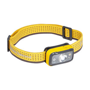 Black-Diamond-Cosmo-225-Adjustable-Elastic-Waterproof-Head-Lamp-Citrus