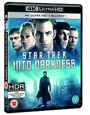 Star Trek: Into Darkness (4K UHD Blu-ray + Blu-ray): Chris Pine