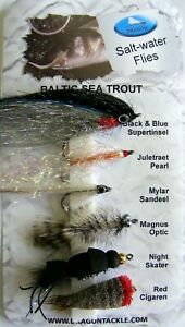 Trout Fishing Flies Fly Selection Dragon Gold Head Nymphs River /& Stillwater