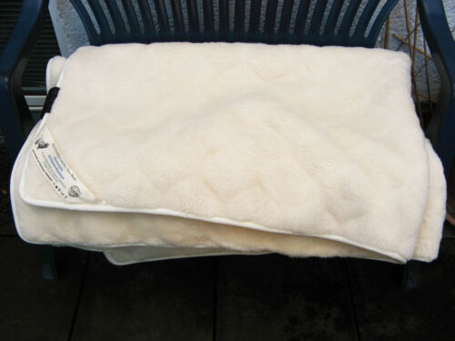 Vithermo-Finest Duvet Pure Merino Wool   Cashmere, Very Warm, Top!