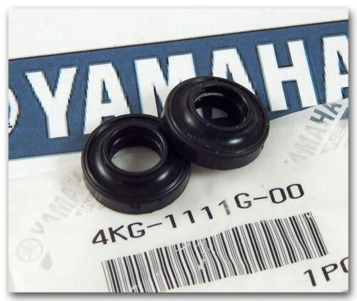 YAMAHA YZ250F WR250F WR400F YZ400F YFZ450 FZ6 CYLINDER HEAD COVER RUBBERS QTY.2