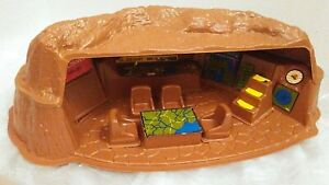 VTG-RARE-1982-JCPENNEY-GI-JOE-KNOCK-OFF-MILITARY-COMMAND-HQ-PLAYSET-INCOMPLETE