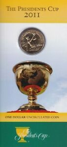 2011-PRESIDENTS-CUP-Coin-on-Card
