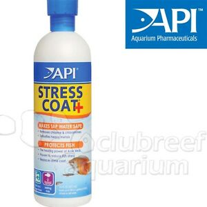 Aquarium Pharm Stress Coat 16 Oz