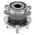 Wheel Bearing and Hub Assembly Rear WJB WA512293