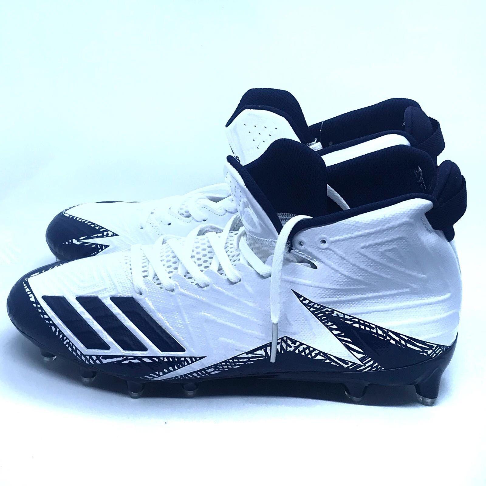 NEW Adidas Men's SM Freak X Carbon Mid Football Cleats Size 13 BW1500