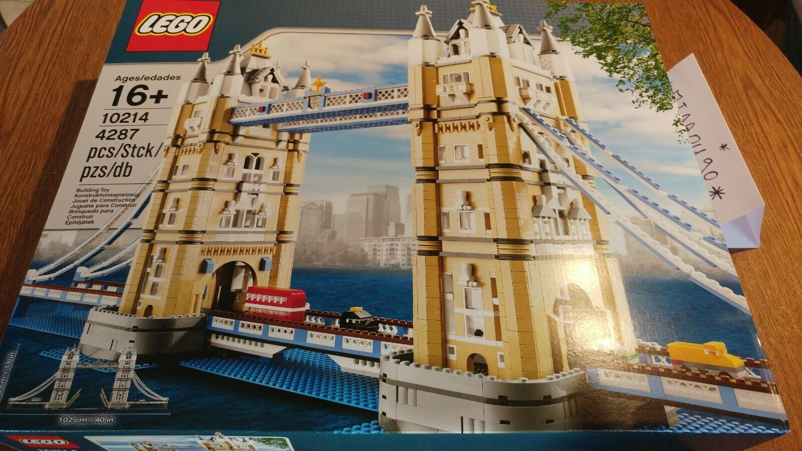 LEGO 10214 - Creator London Tower Bridge Bridge Bridge  NEW  Non OuGrün   Scelled   OVP  197dc3