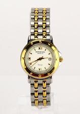 "Raymond Weil Geneve ""Tango"" Two Tone Swiss Quartz Ladies Watch Model 5360 Lot 83"