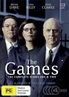 The Games (DVD, 2016, 4-Disc Set)