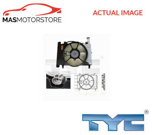 ENGINE COOLING RADIATOR FAN TYC 836-0018 I NEW OE REPLACEMENT