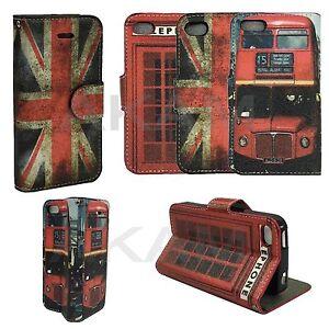 Tema-de-Londres-Diseno-Cuero-Libro-Billetera-Abatible-Estuche-Cubierta-con-Soporte-iPhone-7-Plus
