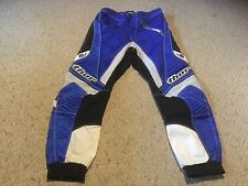 Pre Owned Thor MX Phase 4 Mens size 28 Cycling Pants.