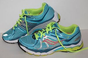 2 Shoes15160 3Bluepinkneon Saucony Pinnacle Running Progrid hdsxBQCtr