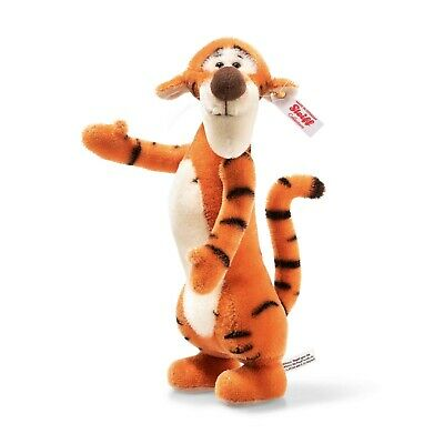 100% Kwaliteit Disney Miniature Tigger By Steiff - Ean 683664