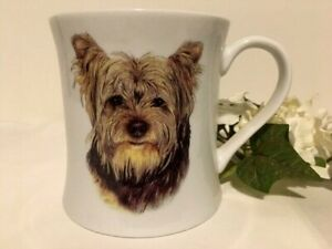 YORKSHIRE TERRIER MUG & COASTER~ LEONARDO DOG RANGE ~NEW ~ GIFT BOXED