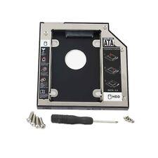 NEW 2nd HDD SSD Hard Drive Caddy For HP 8460p 8470p 8560p 8460w 8560w