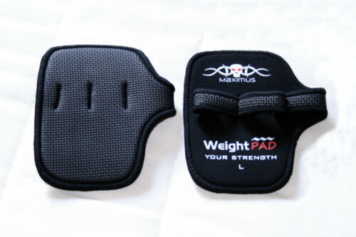 Neoprene Gym Gloves Body Building gloves // Pad Weight lifting Golves // Pads