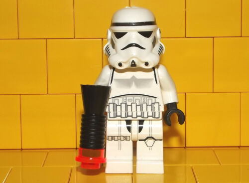 Lego Star Wars Printed Legs Stormtrooper Minifigure Excellent Condition USED