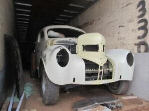 392 hemi and/or 1939 Chrysler