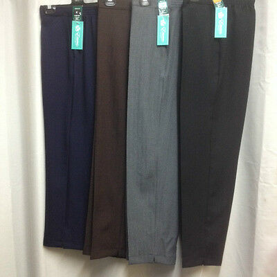 New Ladies stylist  Elasticated waist cotton Trousers with Fancy Tassels Frills