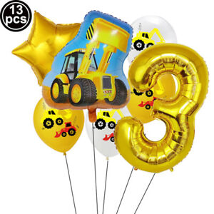 """32/"""" Crown Number Foil Balloon Digit Balloon Birthday Anniversary Party Decor HOT"""