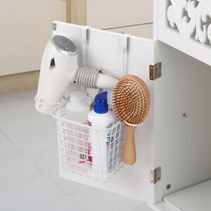 Bathroom Cabinet Door Rack Holder