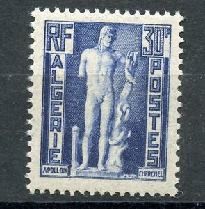 Topical Stamps Knowledgeable Timbre Algerie Neuf N° 293 ** Enfant A L'aiglon Bright Luster Algeria