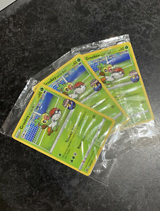 Grookey On The Ball 003 005 Pokemon Fa England Futsal Promo Card New Sealed Ebay A mischievous chimp pokemon that is full of boundless curiosity. ebay