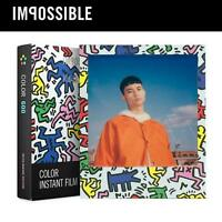 Impossible Project Color Instant Film for Polaroid 600 - Keith Haring Edition