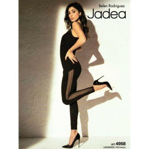 JADEA LEGGING DONNA COTONE ELASTICIZZATO 4958