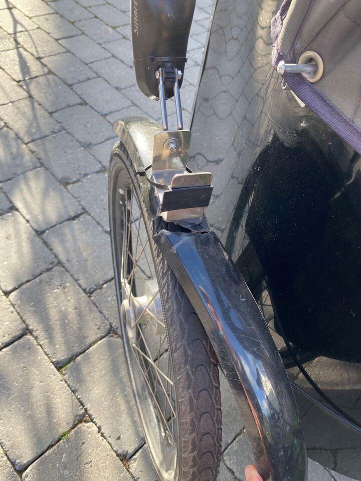 Ladcykel, Nihola , 5 gear
