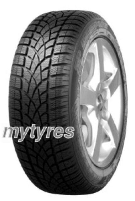 WINTER TYRE Dunlop SP Ice Sport 225/50 R17 98T XL M+S BSW