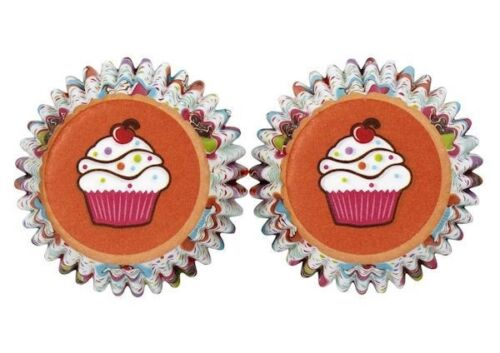 Cupcake Party Mini Baking Cups 100 ct from Wilton 0969 NEW