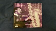 GETS STAN - THE SAXOPHONE PLAYER. CD DIGIPACK EDITION
