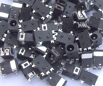 20PC 4-Pin SMD 3.5mm X 1.3MM DC socket jack Female PCB Charger Power Plug solder