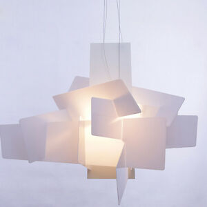 Image Is Loading New Designer Lamp Big Bang Suspension Pendant Light