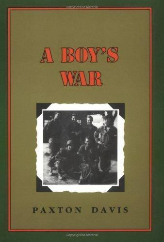 A Boy's War by Davis, Paxton
