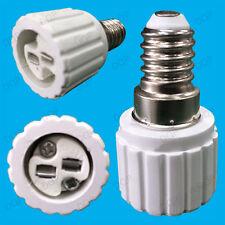 Small Edison Screw SES E14 To MR16 GU5.3 Light Bulb Adaptor Lamp Converter